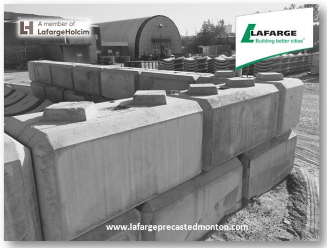 Concrete Blocks For Retaining Walls By Lafarge Lafarge