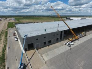 Our Precast Projects Lafarge Precast Edmonton Alberta