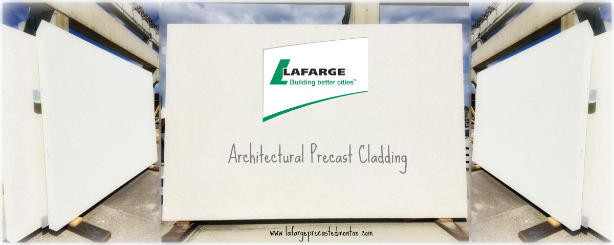 Precast Concrete Cladding Sheets : Concrete wall cladding panels alberta lafarge precast